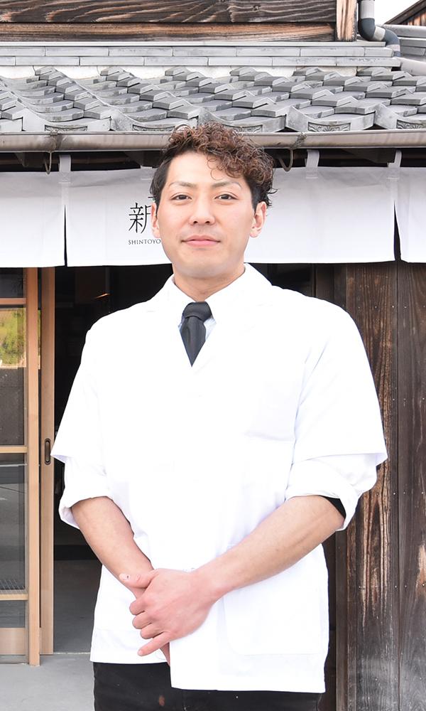 料理人篠崎誠則