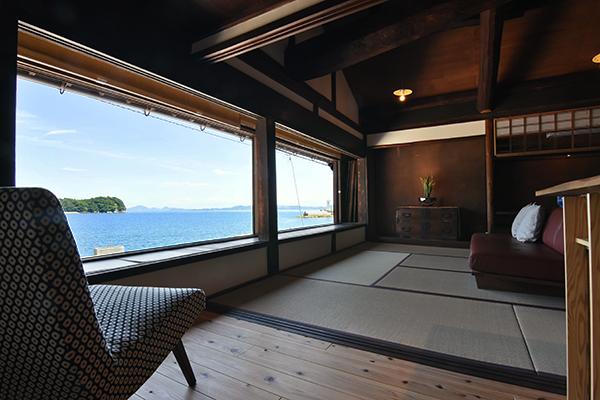 一日一組限定貸切宿・貸別荘 閑月庵新豊の客室