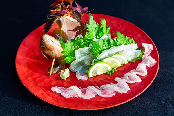 一日一組限定貸切宿・貸別荘 閑月庵新豊の料理
